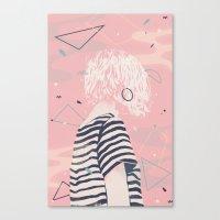 Extraterrestrial Canvas Print