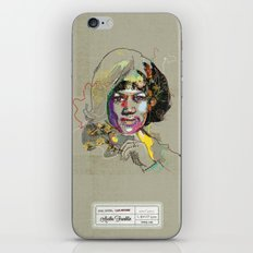 Aretha Franklin - Soul Sister | Soul Brother iPhone & iPod Skin