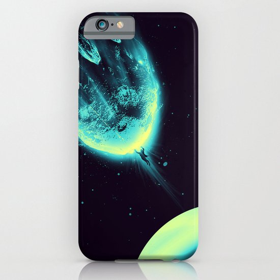 There Is No Planet to Save iPhone & iPod Case