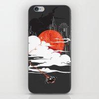 Uncharted Voyage iPhone & iPod Skin