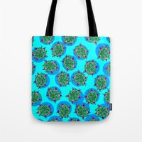 GermFlower Wallpaper (Ch… Tote Bag