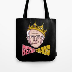 Bernie Smalls Tote Bag