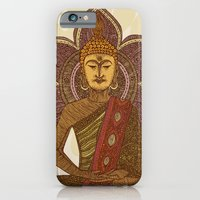 Sitting Buddha iPhone 6 Slim Case
