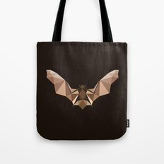 Brown PolyBat  Tote Bag