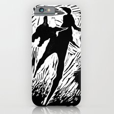 Animals and humans iPhone 6 Slim Case