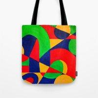 Formas # 3 Tote Bag