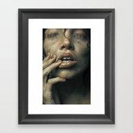 Eaten Framed Art Print