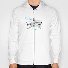 'Sharks & Silhouettes' Hoody