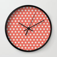 Dots Collection IIII Wall Clock