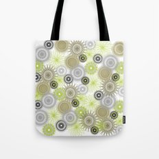 Modern Spiro Art #6 Tote Bag