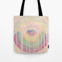 Inner Vision Tote Bag