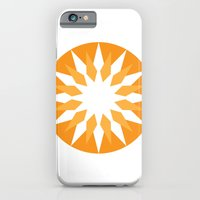 iPhone & iPod Case featuring Sharp 1 by ARTbyGUNTHER