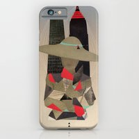 iPhone & iPod Case featuring beacon by cardboardcities