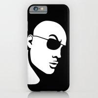 iPhone & iPod Case featuring The Rock Dwayne Johnson  by jasonarts