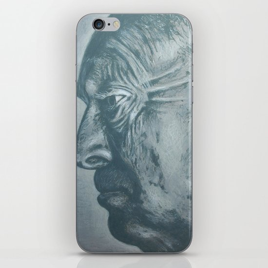 vladimir nabokov-grey scale iPhone & iPod Skin