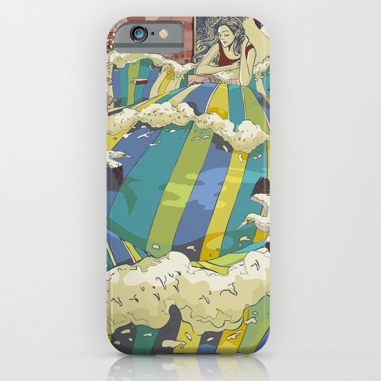 The Losing Wall iPhone & iPod Case