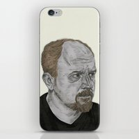 Louis CK iPhone & iPod Skin
