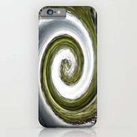 Eye Of A Cyclone iPhone 6 Slim Case