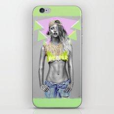 + WARPAINT + iPhone & iPod Skin
