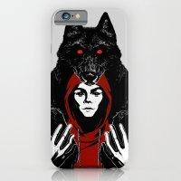 red ridin' hood iPhone 6 Slim Case