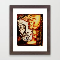 Albert Fish Framed Art Print