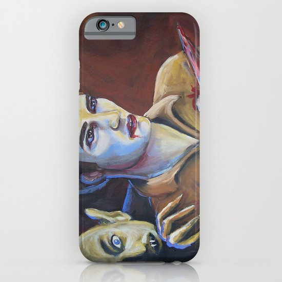The Assassination of Edward Cullen by the Coward Nosferatu iPhone & iPod Case