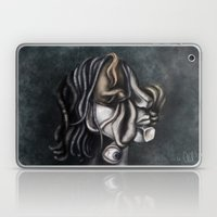 a cubistic me Laptop & iPad Skin