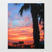 South Padre Island Canvas Print