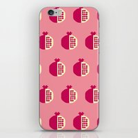 Fruit: Pomegranate iPhone & iPod Skin