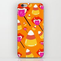 Blood Pops And Candy Cor… iPhone & iPod Skin