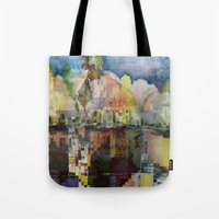 Central Park In Autumn Tote Bag