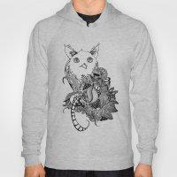 Inking Owl Hoody