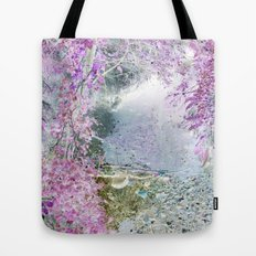 Fantasy woods Tote Bag