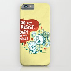 Obey your will iPhone 6 Slim Case