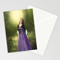 Wondering...... Stationery Cards