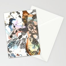 Is that a sea plant or a sea animal?  Stationery Cards