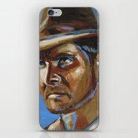 Indiana Jones - Harrison Ford iPhone & iPod Skin