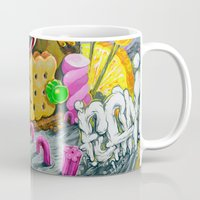 candy house Mug
