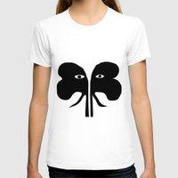 elephants T-shirts featuring Elephants by Alenson Design