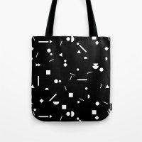 My Favorite Pattern 3 Bl… Tote Bag