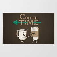 Coffee Time! Rug