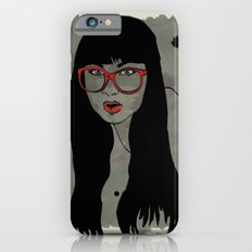 Never met a Hipster that really needs glasses Slim Case iPhone 6s