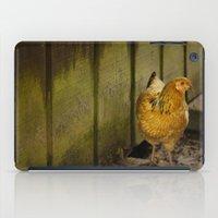 Orange Chicken iPad Case