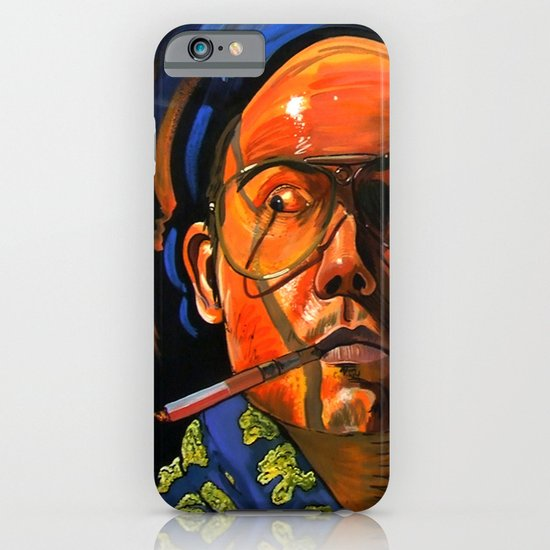 Bat Country iPhone & iPod Case