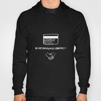 Emergency Contact Hoody