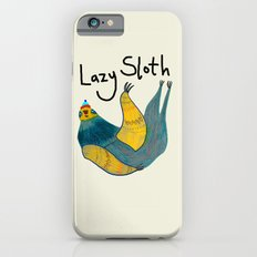 Lazy Sloth iPhone 6 Slim Case