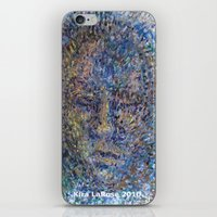 The Face of Man iPhone & iPod Skin