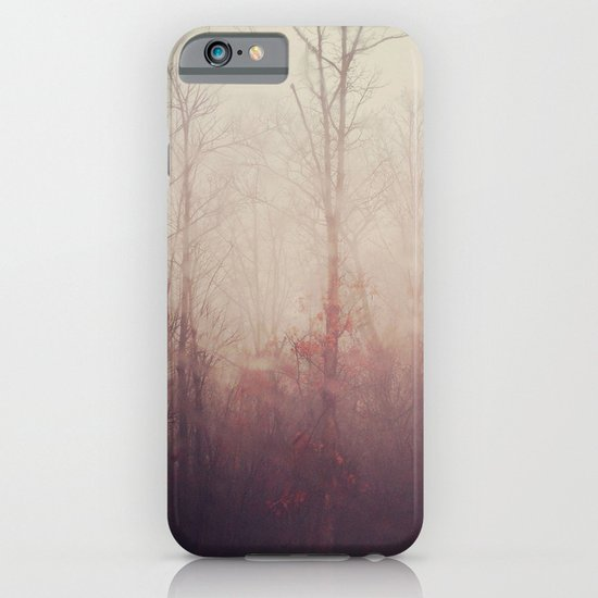 Winter Haze iPhone & iPod Case