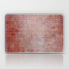 Damask Vintage Pattern 04 Laptop & iPad Skin