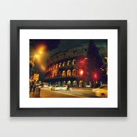 Colo II Framed Art Print